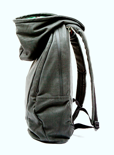 Backpack with a Hood