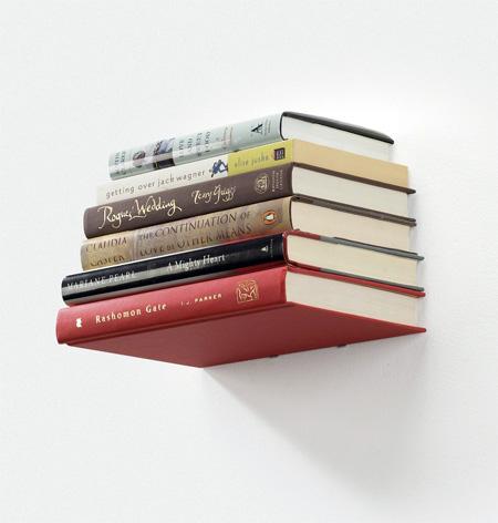 Concealed Bookshelf
