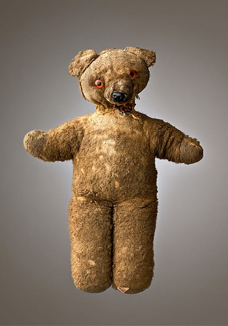 Old Stuffed Toy