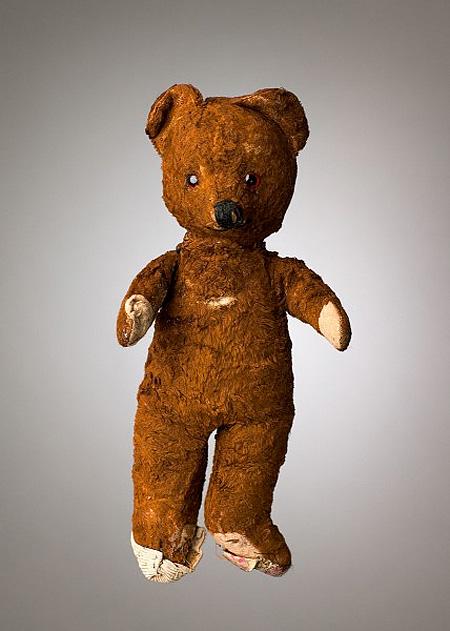 Old Stuffed Bears