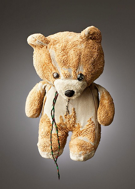 Old Stuffed Bear