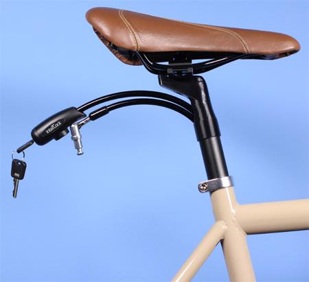 Innovative Bicycle Lock