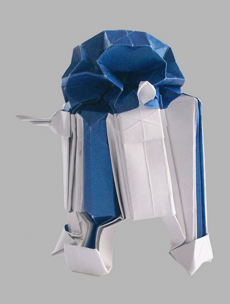 R2-D2 Origami