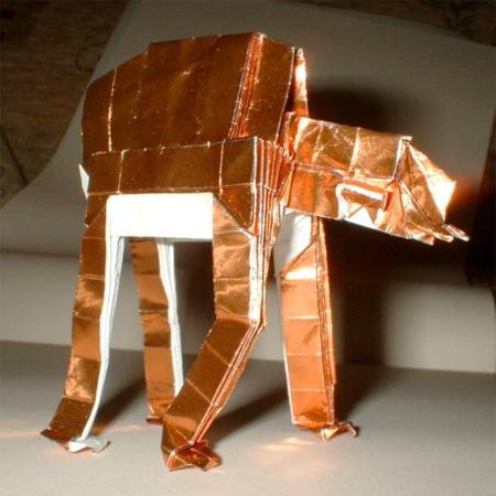 ATAT Origami