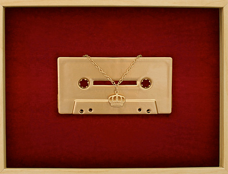 Recycled Cassette Tape