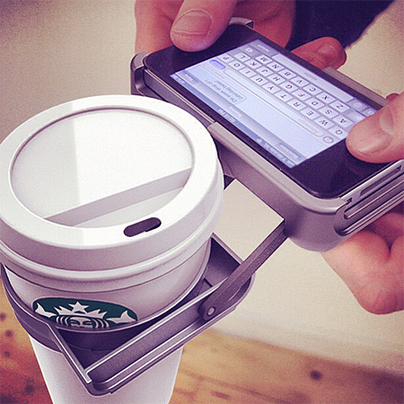 Cup Holder iPhone Case
