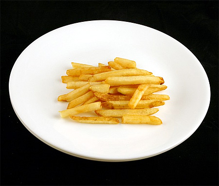 French Fries Calories