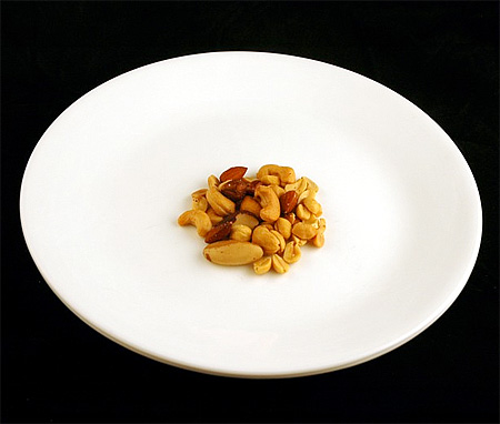 Nuts Calories