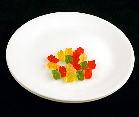 Gummy Bears Calories