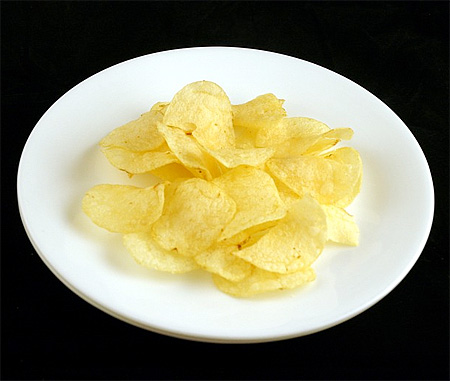 Potato Chips Calories