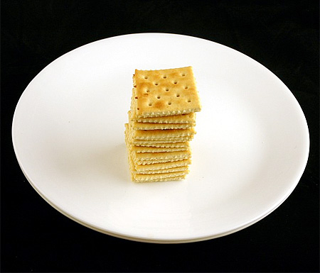 Saltines Crackers Calories