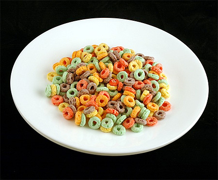 Fruit Loops Cereal Calories