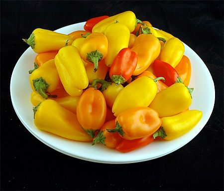 Peppers Calories