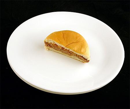 Cheeseburger Calories