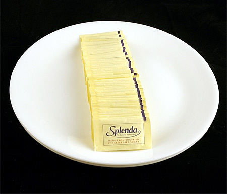 Splenda Calories