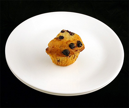 Blueberry Muffin Calories