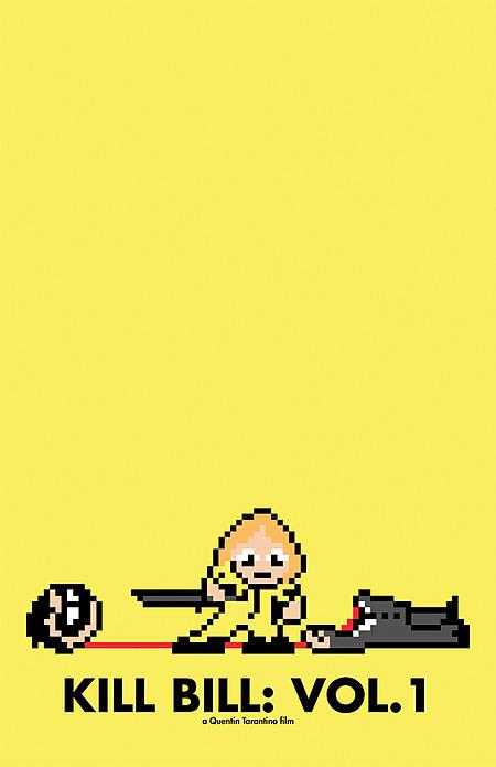 8-Bit Kill Bill