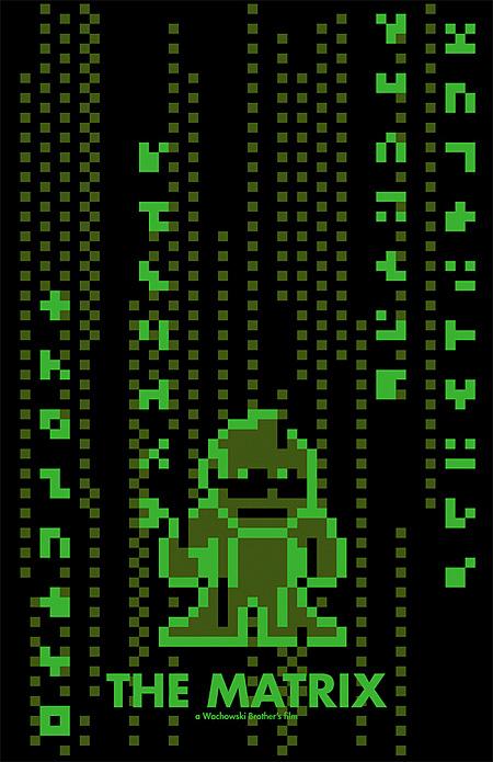 8 Bit Matrix