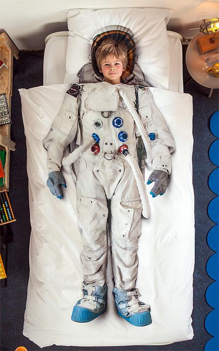Astronaut Blanket