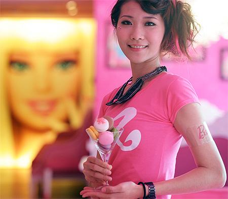 Barbie Restaurant