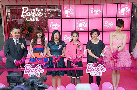 Taipei Barbie Restaurant