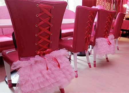 Barbie Inspired Restaurant