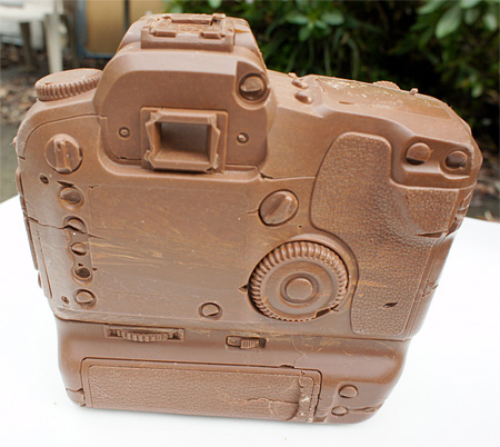 Chocolate DSLR Camera