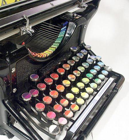 Typewriter Painter