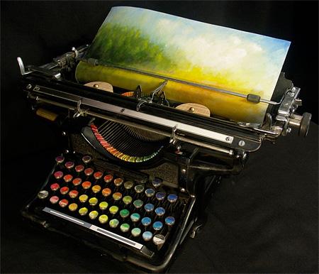 現代のタイプライター