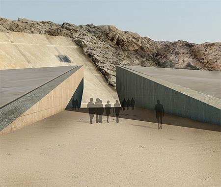 Rock Stadium by MZ Architects