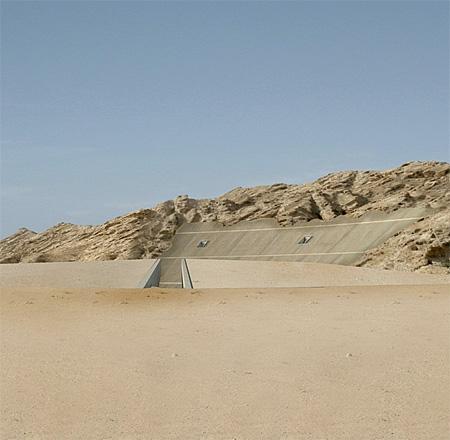 Stadium in the Desert