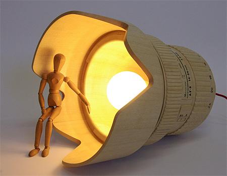 DSLR Lens Lamp