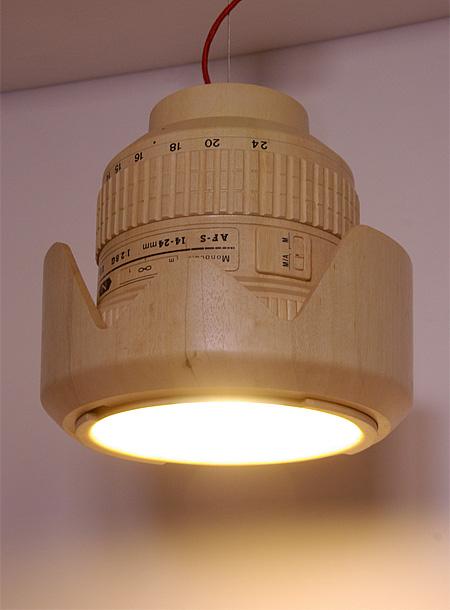 DSLR Camera Lens Light