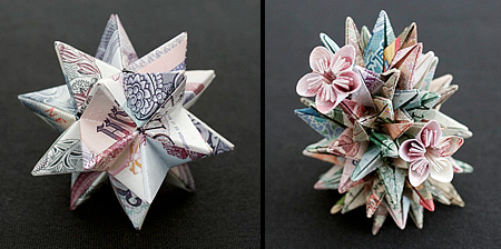 Money Sculptures