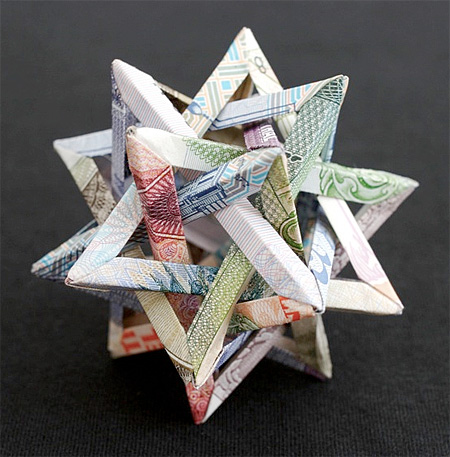 Money Sculpture