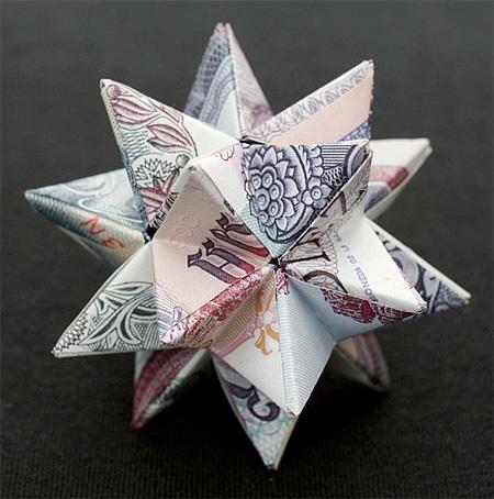 Dollar Sculptures