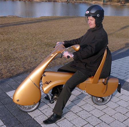 Antro Moveo Scooter