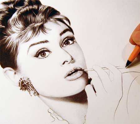 Photo Realistic Drawings