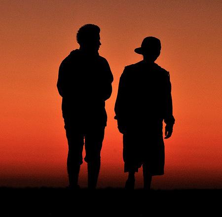 Silhouette by TJ Scott