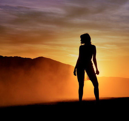 Silhouettes Photography by TJ Scott