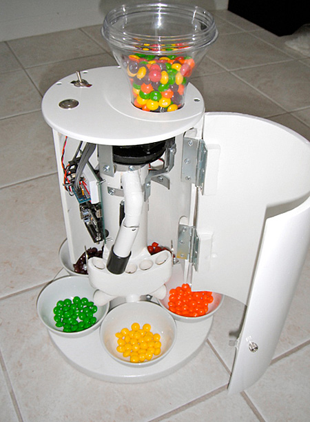 Candy Sorting Machine