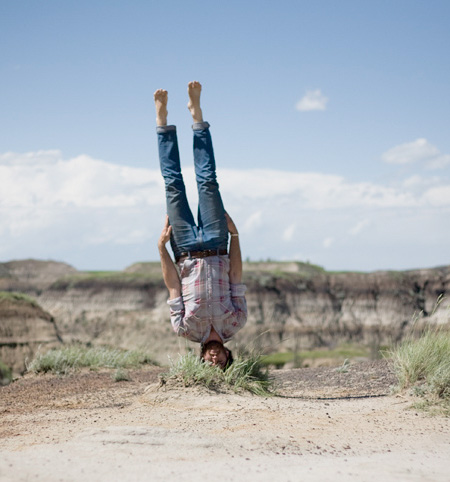 Headstand Photography