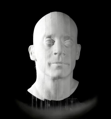 Sculpture by Jonty Hurwitz