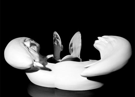 Anamorphic Artwork by Jonty Hurwitz