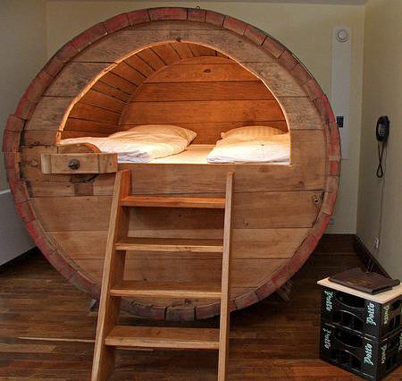 Beer Barrel Room