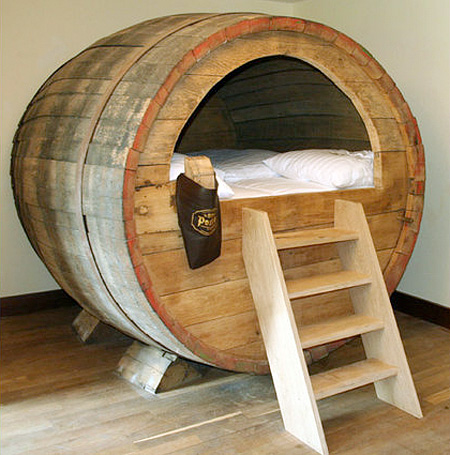 Beer Barrel Hotel
