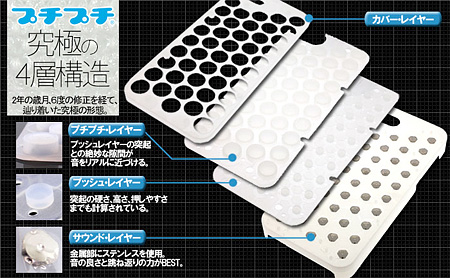 BubbleWrap iPhone Case