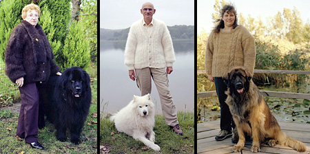 Dog Hair Sweaters