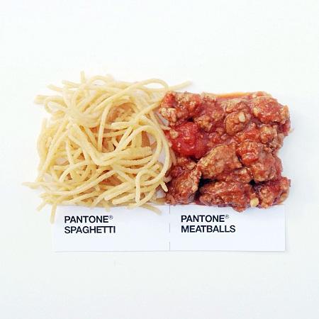 Pantone Food Guide