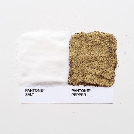 Pantone Food Combo